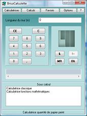 calculating wallpaper